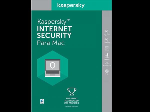 Kaspersky Internet Security para mac